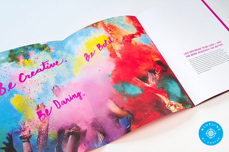 Design Strategy – The Impact of Color in a Printed Piece