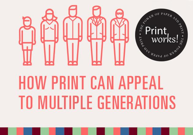 Print Marketing and Mulitple Generation