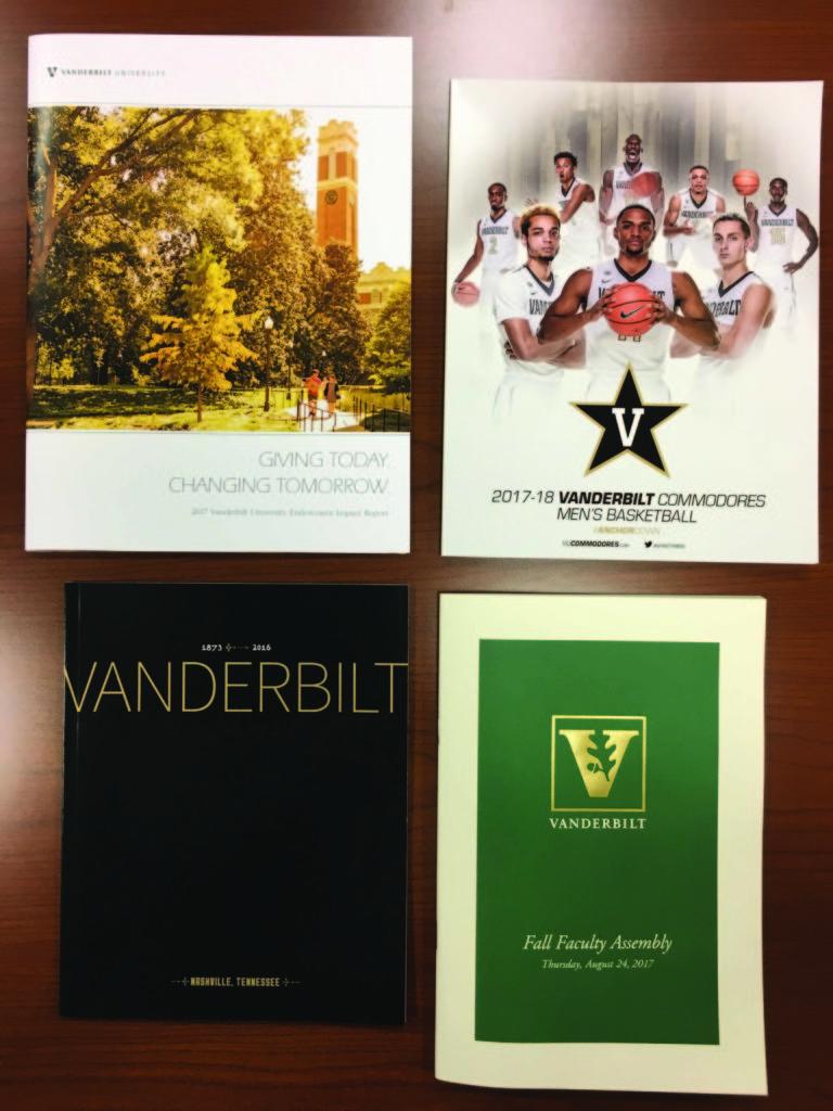 higher education print marketing